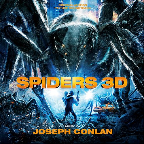 Spiders 3D (Joseph Conlan)