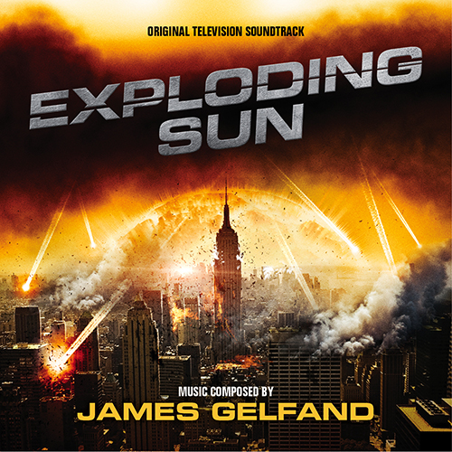 Exploding Sun (James Gelfand)