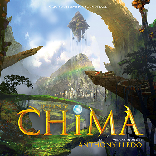 Legends of Chima (Anthony Lledo)