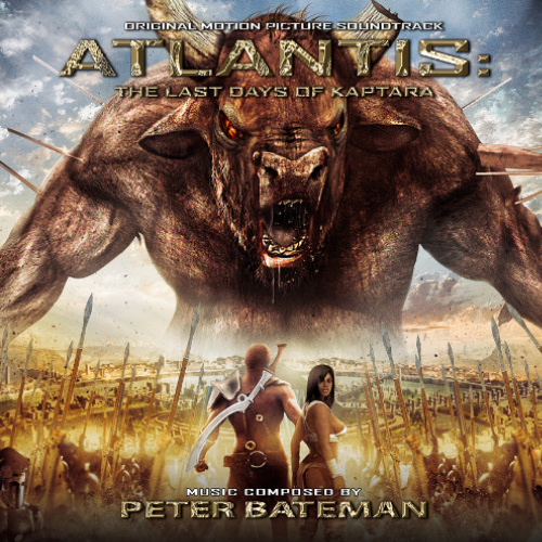 Atlantis: The Last Days of Kaptara (Peter Bateman)