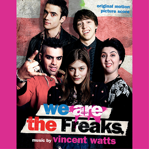 We Are the Freaks (Vincent Watts)