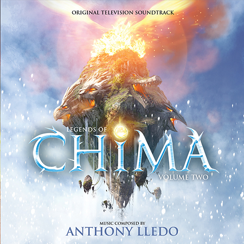 Legends of Chima: Volume 2 (Anthony Lledo)