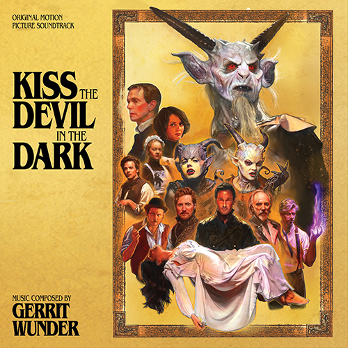 Kiss the Devil in the Dark (Gerrit Wunder)