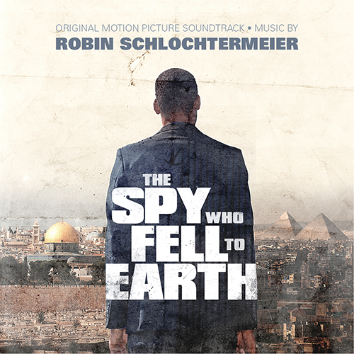 The Spy Who Fell to Earth (Robin Schlochtermeier)