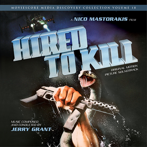 Hired to Kill (Jerry Grant)